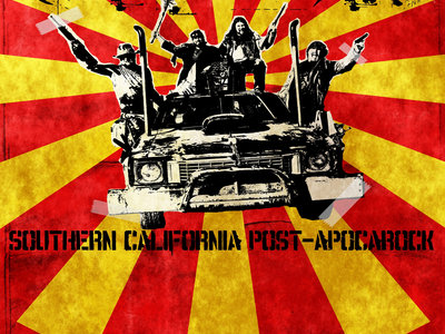 Southern California Post-Apocarock Poster main photo