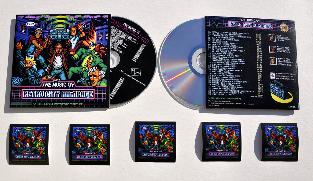 Extrêmement Retro City Rampage Soundtrack | Retro City Rampage HC11