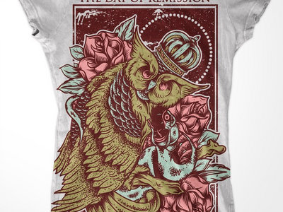 Owl T-shirt main photo