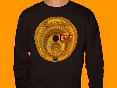 """""""Speechless"""" album sweatshirt main photo"""