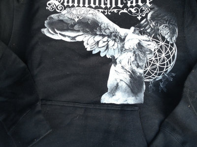 Reverence To Stone Hooded Sweatshirt. main photo