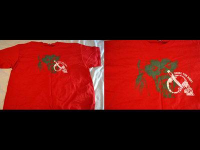 Red/Green Wolf Shirt main photo