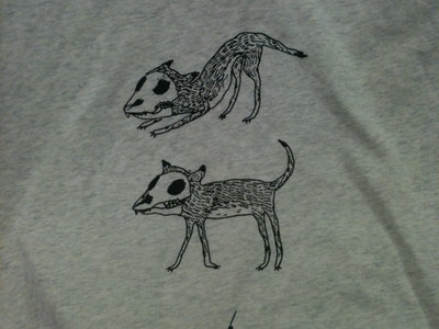 skeleton fox t-shirt $12 ($15 w/ shipping) main photo