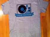 Turntable T Shirt photo