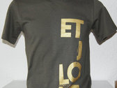 Shirt: Edition Letters photo