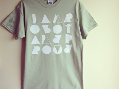 Shapes & Letters T-Shirt main photo
