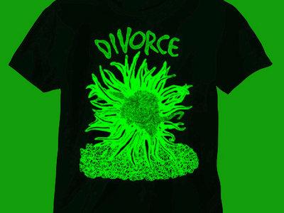 Divorce 'anemone' t-shirt main photo