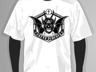 "Camiseta ""Mujeres, caballos y armas"" (disponible/available) main photo"