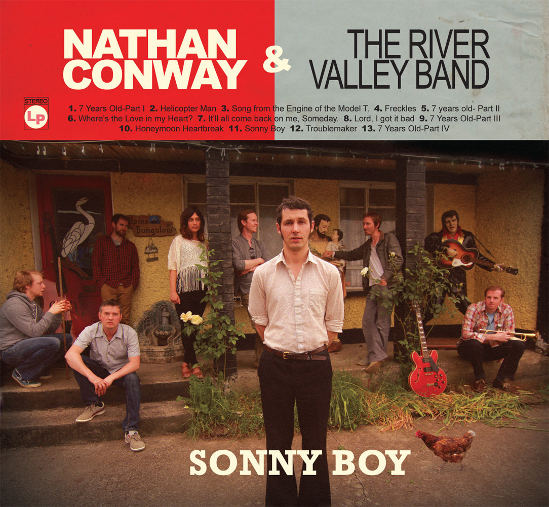 Nathan Conway and the River Valley Band