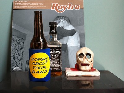 Sorry About Your Band koozie main photo