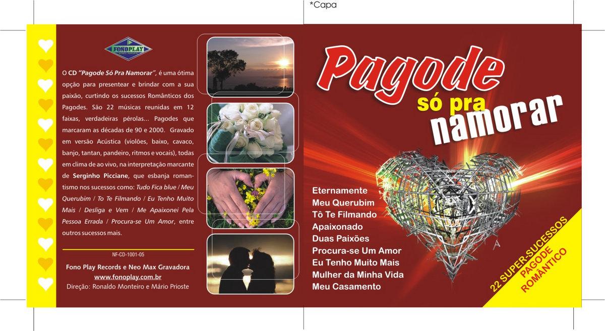 cd pagode pra namorar 2013