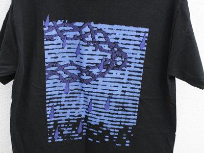 Lame$tream T-shirt (Black/Bright Blue) main photo