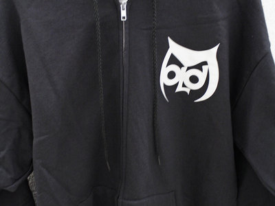 Oldominion Classic logo hoodie - Black main photo