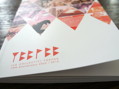 (Le collectif) Yeepee, 10th anniversary BOOK main photo