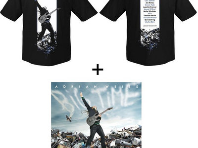 Big Time Package: CD Big Time + Album T-Shirt main photo