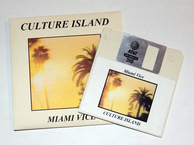 CULTURE ISLAND Floppy Disk Single main photo