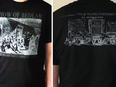 Show of Bedlam T-shirt 2013 - Man main photo