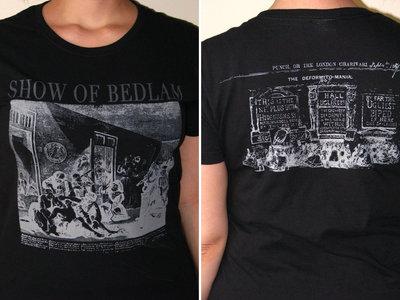 Show of Bedlam t-shirt 2013 Women main photo
