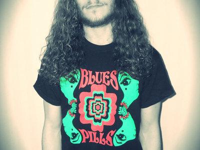 "T-Shirt ""Hypnotize RED/GREEN"" main photo"