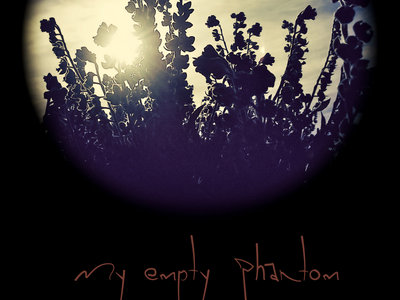 My Empty Phantom Fall 2012 US/European Tour Poster main photo
