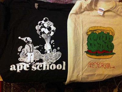 APE SCHOOL T-SHIRTS main photo