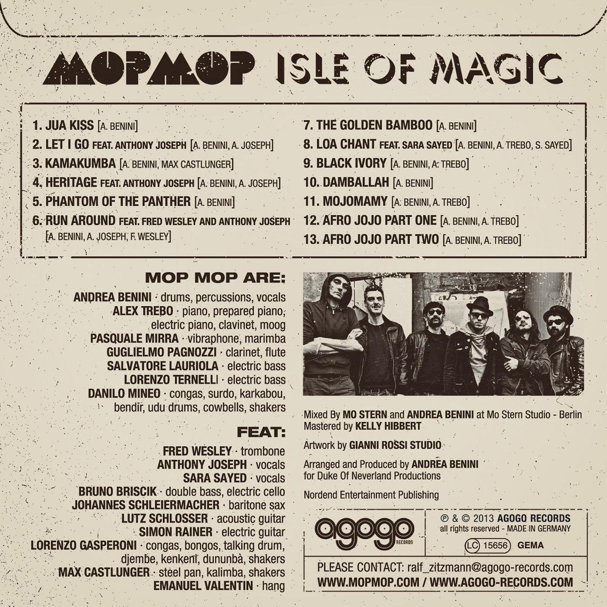 Isle Of Magic | Mop Mop