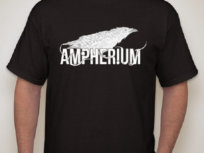 Ampherium Raven T-Shirt - White main photo