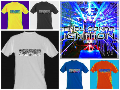 Ignition T-shirt main photo