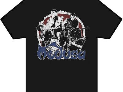 Medusa 'Night Songs' T-Shirt main photo