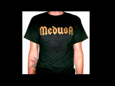 Medusa 'Gold Logo' T-Shirt main photo