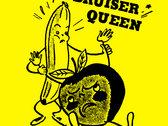 """Yellow """"Fighting"""" Banana & Apple Shirt photo"""