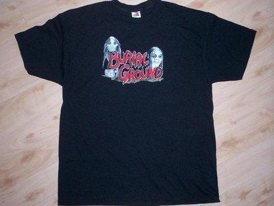 Burial Ground 2008 logo shirt main photo