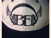 """BE"" Snapback photo"
