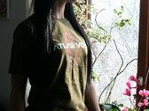 Green T-Shirt 100% Organic Cotton (Limited Edition) photo