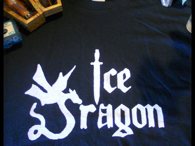 Ice Dragon Logo Shirt main photo