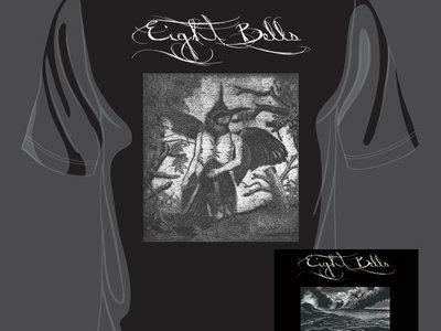 Eight Bells - The Captain's Daughter CD / T-Shirt Bundle Deal main photo