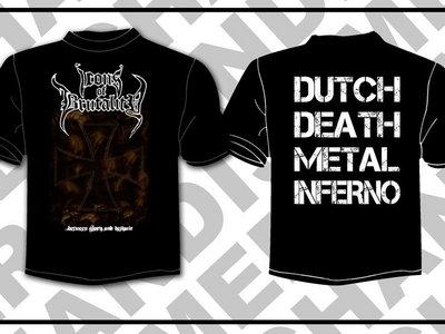 IoB T-shirt 'Dutch Death Metal Inferno' main photo