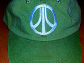 8-Bit Operators - Beatles Tribute Embroidered ATARI-Peace Cap - FREE Shipping photo