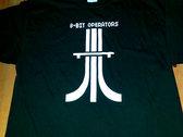 8-BIT OPS' KRAFTWERK Tribute Atari-Bahn TEE - FREE Shipping photo