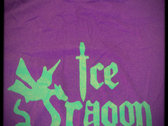 Ice Dragon Logo Shirt photo