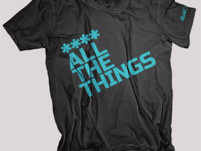 **** ALL THE THINGS (Womens Blue) main photo