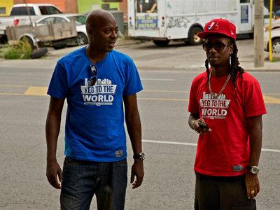 YEG To The World T Shirt main photo