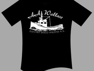 AA Wallace Electro Disco T-Shirt main photo