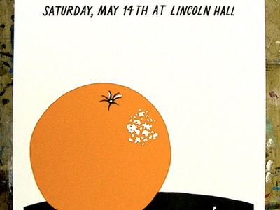 Houses Record Release Show Poster main photo