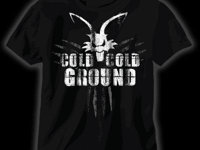 Bunny T-shirt black. main photo