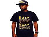 I 2 Da Izzay Black and Yellow Small photo