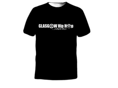 GLASGOW HIP-HOP t-shirt main photo