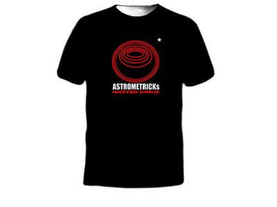 mISTAh bOhzE - ASTROMETRICKS t-shirt main photo