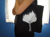 Firetree Tote Bag photo