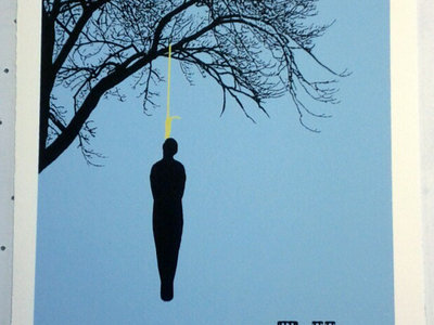 Hangman Silk-screened Poster  (Temporarily Unavailable) main photo